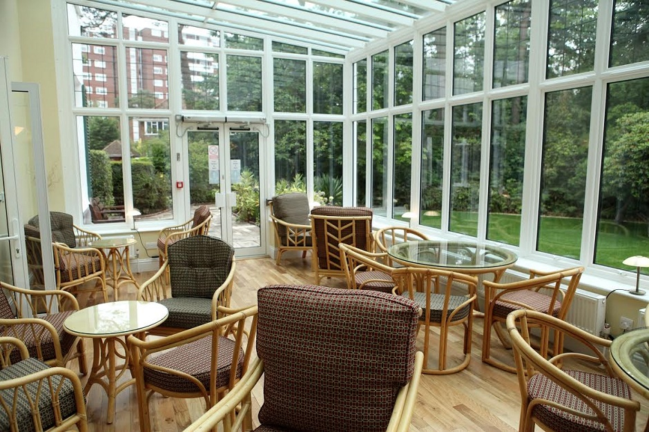 Grove Conservatory Tea Room