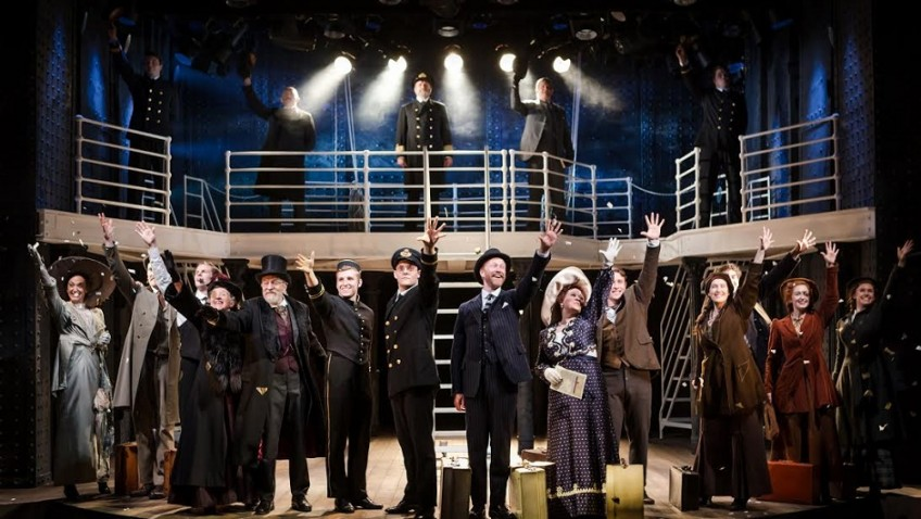 Do not on any account miss the outstanding Titanic musical