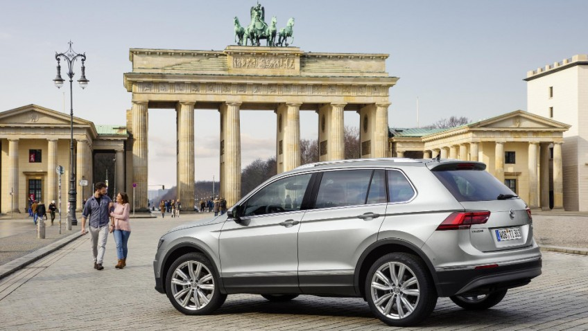 Peter Cracknell reviews the Volkswagen Tiguan