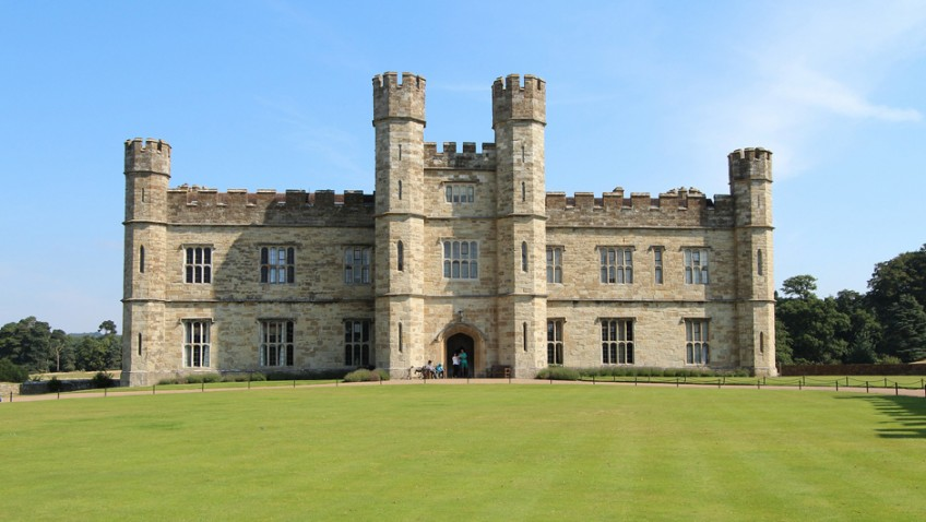 Stunning new video of Britain's historic houses, castles and gardens