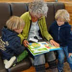 Study shows that those 55+ make the most confident readers
