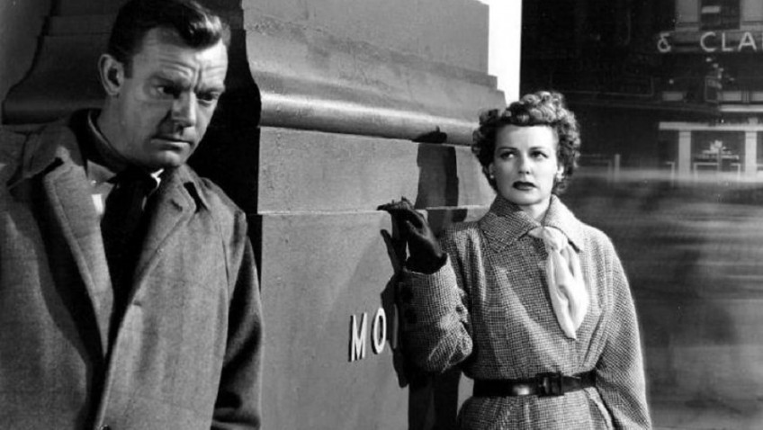 An opportunity to see two lesser-known films noirs