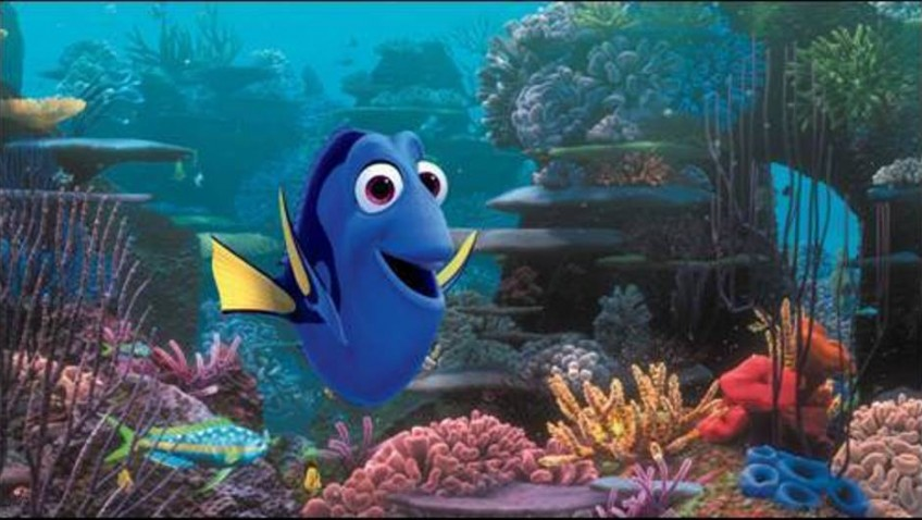 Beautiful to look at Finding Dory is a familiar coming of age sequel