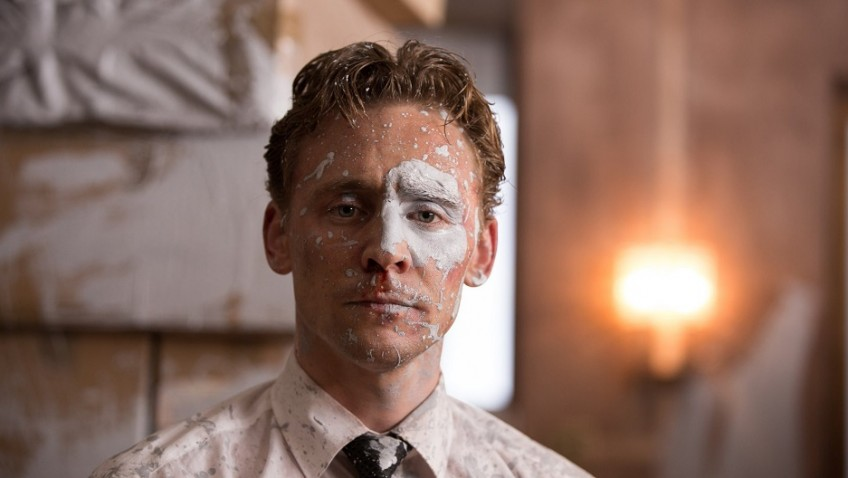 What is Tom Hiddleston doing in High-Rise?