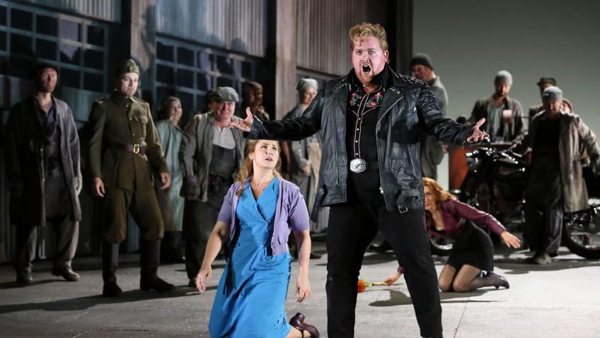 A thrillingly dramatic revival of Janacek's most popular opera