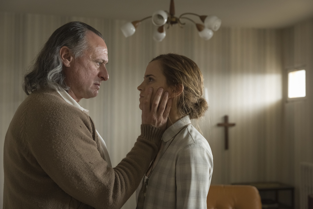 Michael Nyqvist, Emma Watson in the Colony - Credit IMDB
