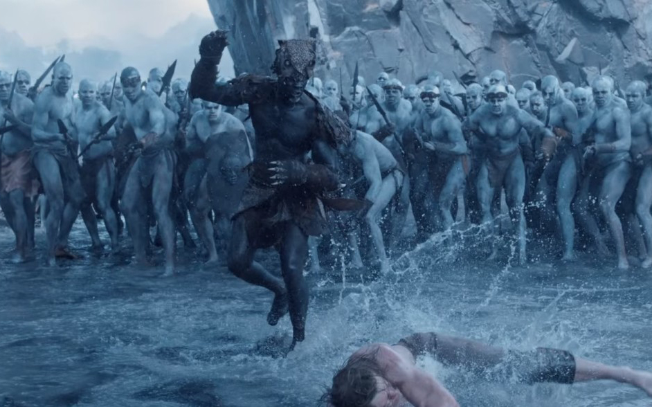 The Legend of Tarzan - Credit IMDB