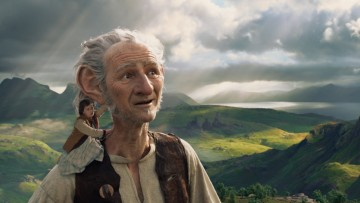 Spielberg's entertaining adaptation of Roald Dahl's BFG falls short of becoming a classic