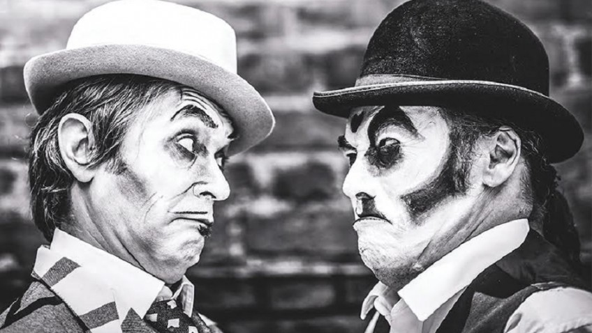 """The Tiger Lillies have a new cabaret act, """"Love for Sale"""""""