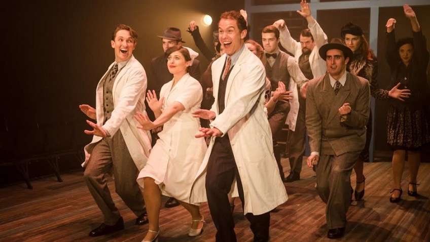 Belated European premiere of a Rodgers and Hammerstein musical