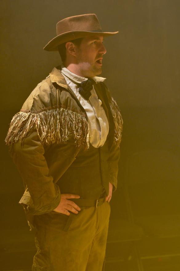 David Haydn in The Burnt Part Boys - Copyright Sacha Queiroz