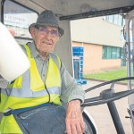 Derek Arch - Britain's oldest milkman