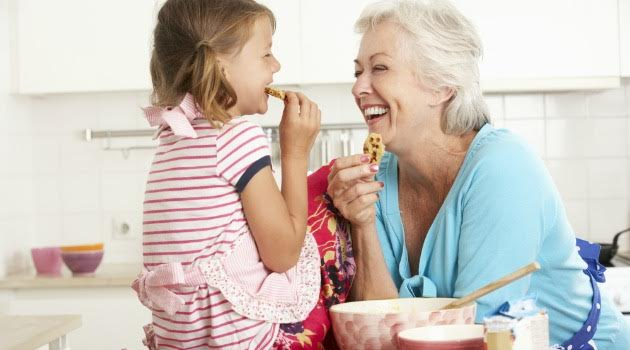Food triggers the nation's fondest memories of grandparents