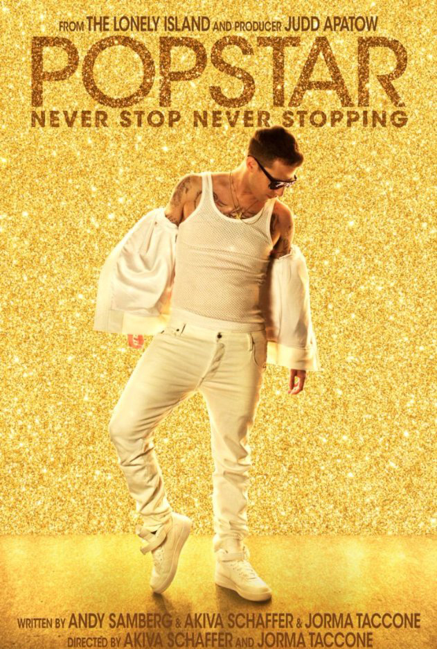Popstar: Never Stop Never Stopping - Credit IMDB