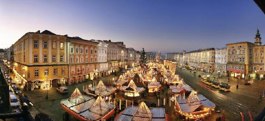 Win a European Christmas Market coach break from Shearings Holidays and Silver Travel Advisor