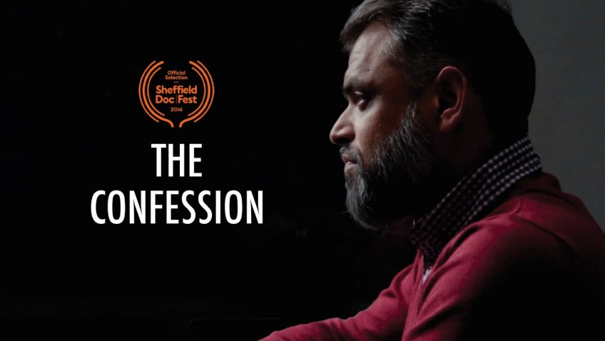 Frustrating Storyville interview with the former Guantanamo Bay prisoner, British citizen Moazzam Begg