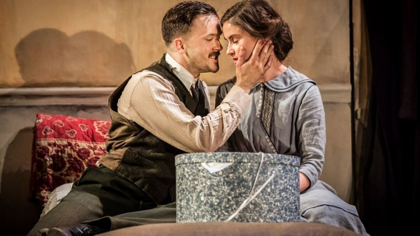 "Revival of Sean O'Casey's ""The Plough and the Stars"" marks the 100th anniversary of the Easter Rising in Dublin in 1916"