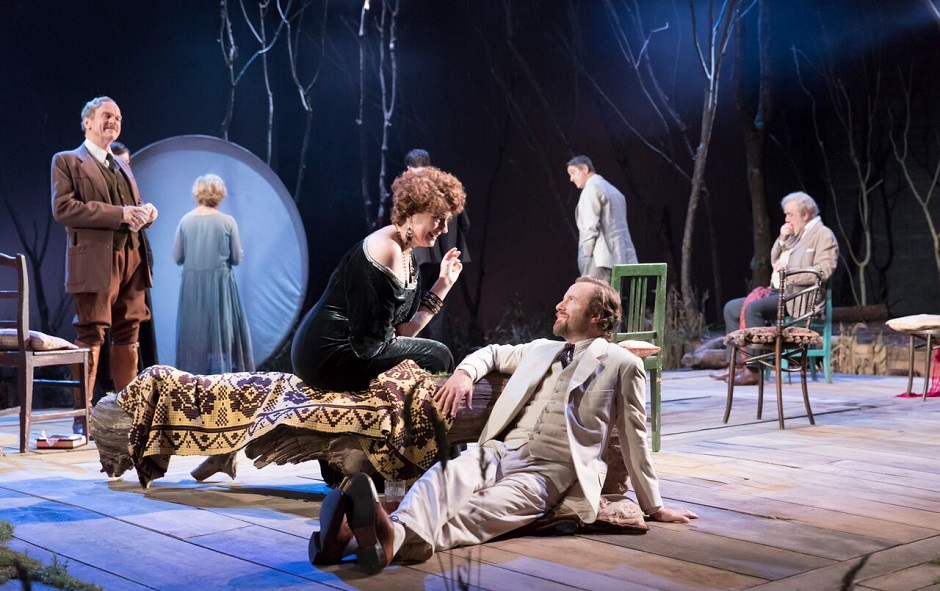 "a summary of chekhovs play the seagull For all the umpteen chekhov revivals, we largely see only four plays from the turn  of the 20th century: the seagull, uncle vanya, three  with few changes – and  explains it has been a ""longstanding plot"" to stage all three."