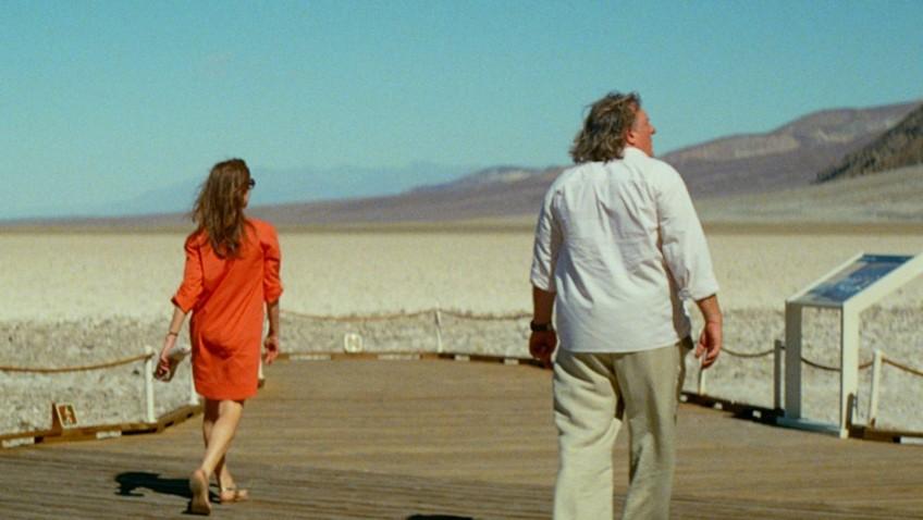 Isabelle Huppert and Gerard Depardieu, shine in Guillaume Nicloux's bungled supernatural drama