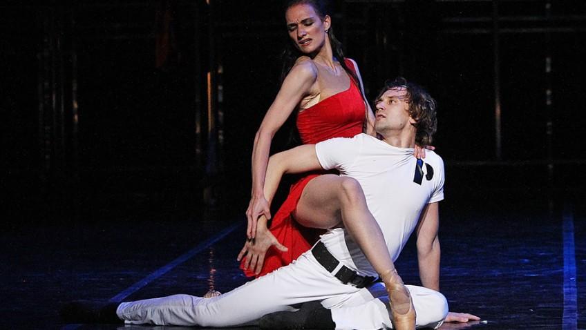 Irina Kolesnikova sets Carmen in a refugee camp.