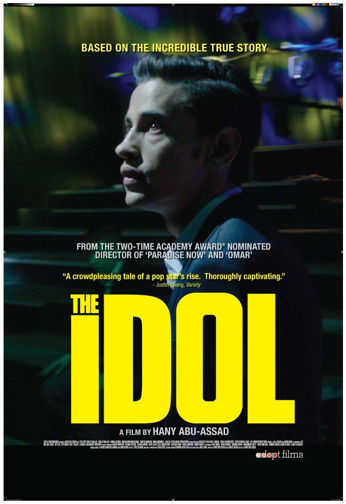 The Idol film cover - Copyright Adopt Films - Credit IMDB