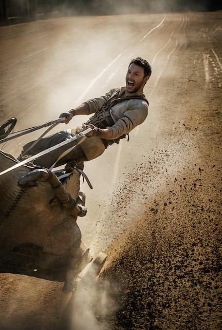 Jack Huston in Ben-Hur