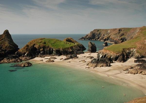 Cornwall's Lizard Point - top cities