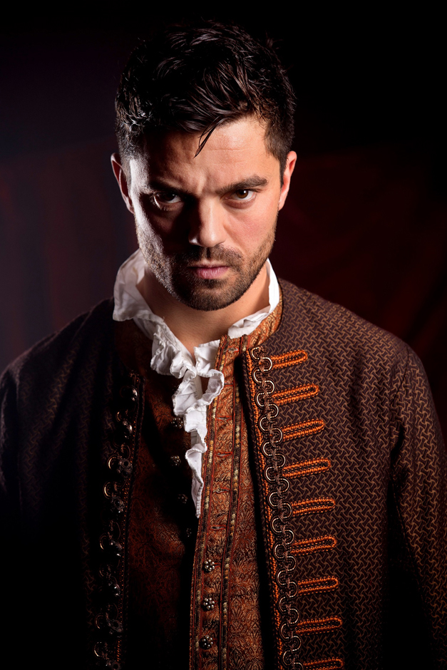 Dominic Cooper as The Libertine - Credit Johan Persson