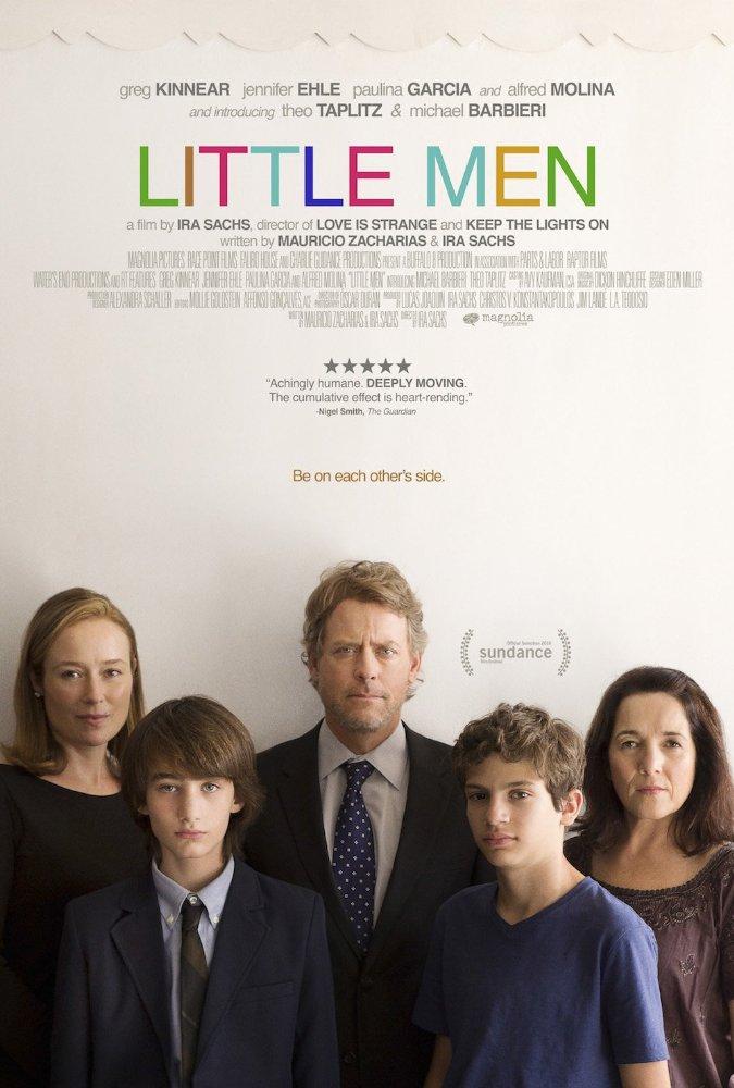Little Men - Credit IMDB