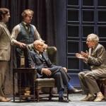 Ian McKellen and Patrick Stewart in Harold Pinter play