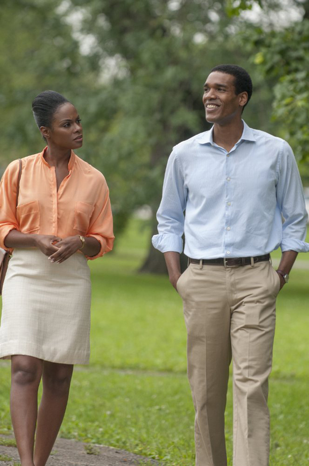 Southside with You - Tika Sumpter, Parker Sawyers - Credit IMDB