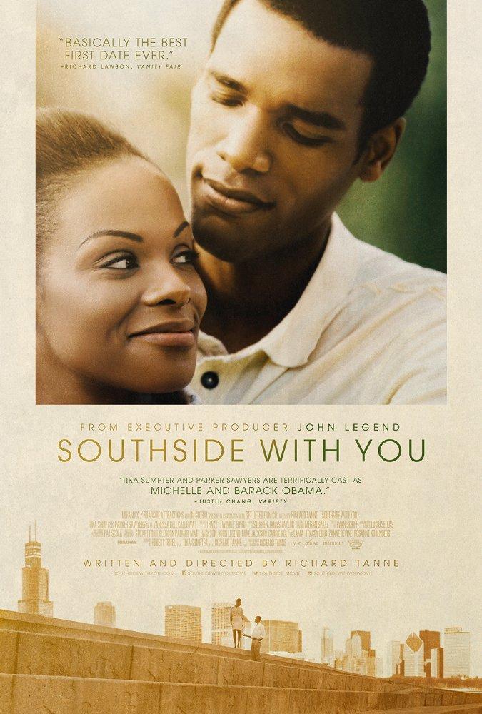 Southside with You film cover - Credit IMDB