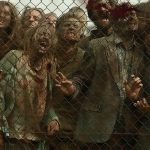 A zombie movie with only a slight difference