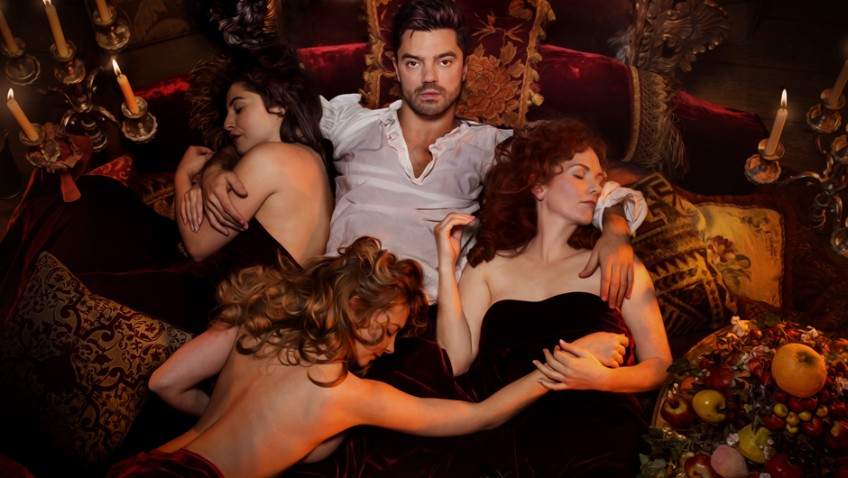 Dominic Cooper is cast as the most notorious rake in the Restoration era