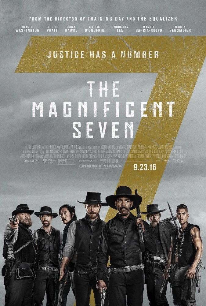 The Magnificent Seven cover - Credit IMDB