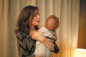 Things to Come image of Isabelle Huppert and baby