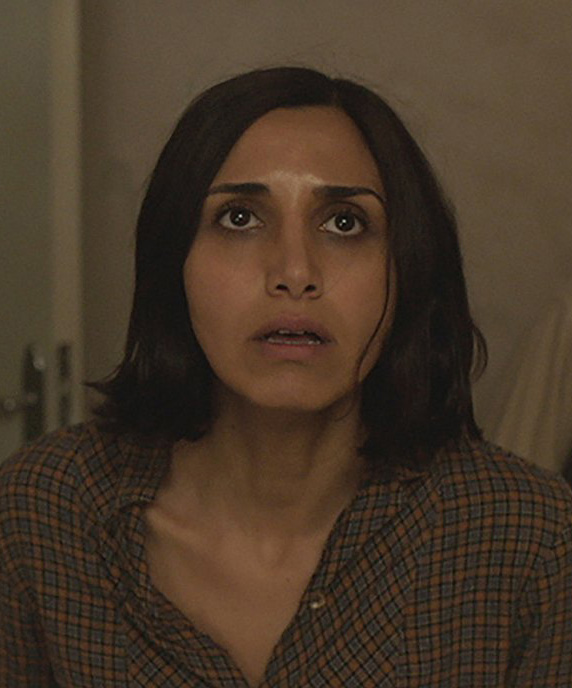 Narges Rashidi in Under the Shadow - Credit IMDB