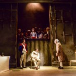 Charles Dickens' A Tale of Two Cities is good old-fashioned theatre and not to be missed.