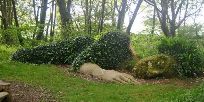 Cornwall's Lost Gardens of Heligan - top cities