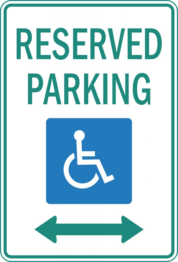 Disabled parking - Disabled facilities - Free for commercial use No attribution required - Credit Pixabay