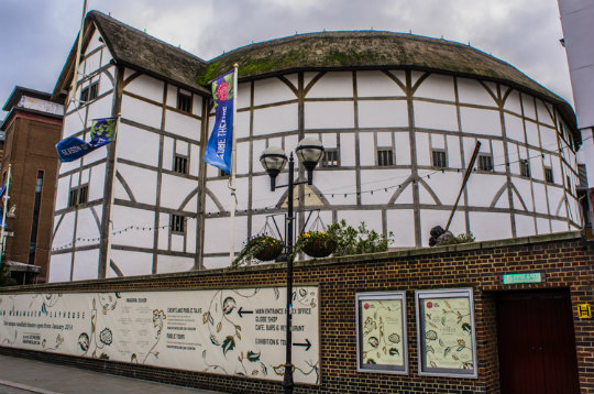 Shakespeare's Globe Theatre London - Top Cities