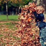Kids spend only 8 hours a week outdoors