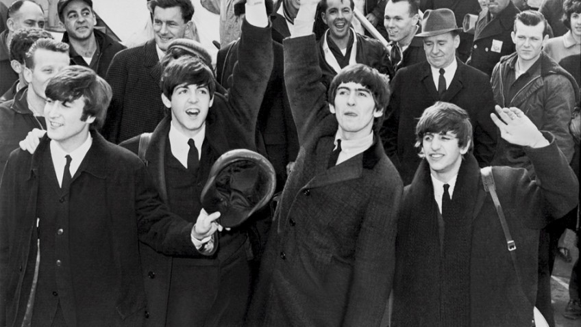 Beatlemania in the 1960s, yeah, yeah, yeah