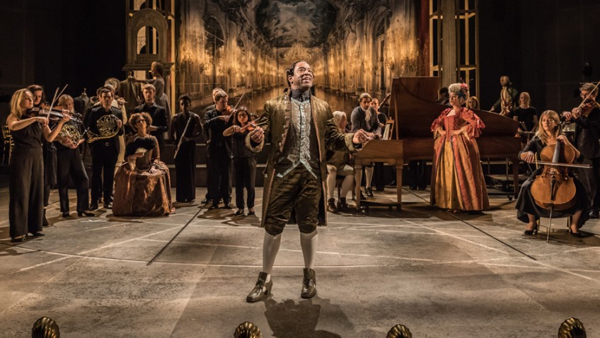 The National Theatre revives Peter Shaffer's masterpiece, Amadeus