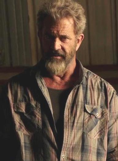Mel Gibson in Blood Father - Credit IMDB