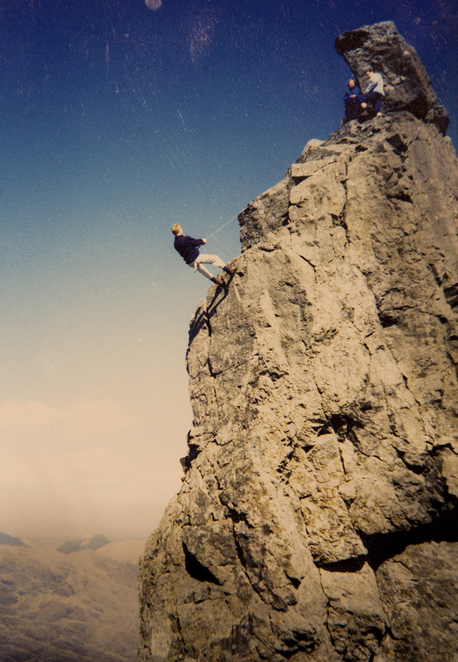 Colin Lees - Scotland's Munro mountains - Copyright SWNS.com - Credit Colin Lees / SWNS.com