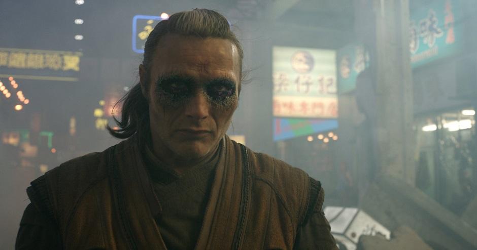 Mads Mikkelsen in Dr Strange
