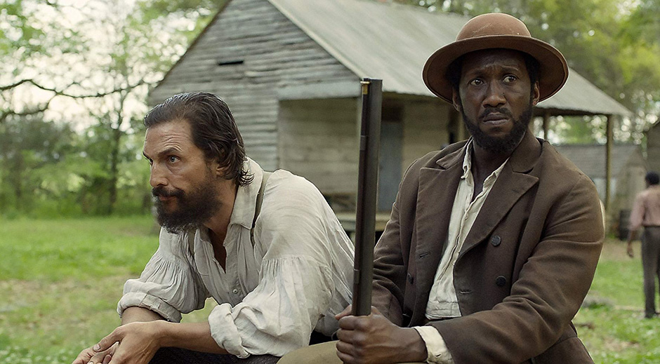 Matthew McConaughey and Mahershala Ali in Free State of Jones - Credit IMDB
