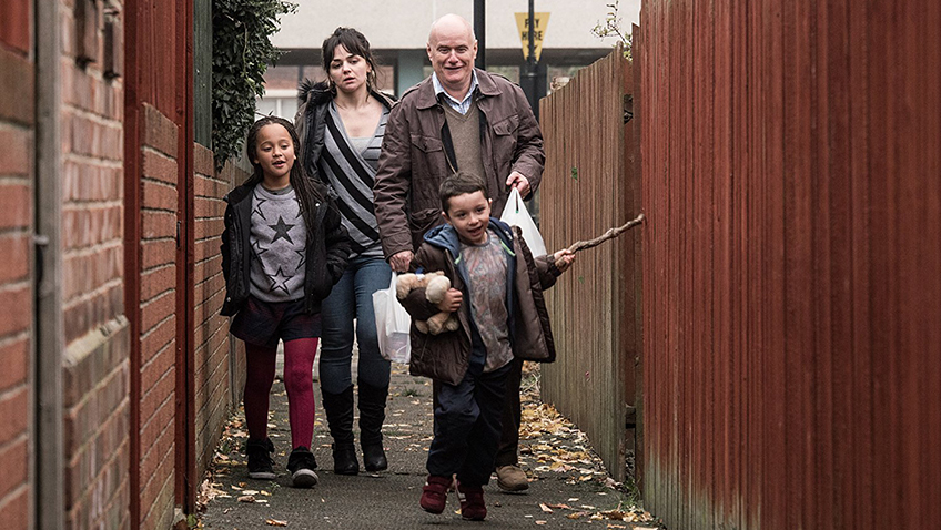 80-year-old Ken Loach's anti-austerity polemic is gripping stuff
