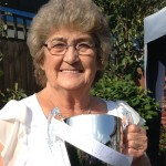 Have a go hero Jan is £1,000 richer – and becomes national poetry champion